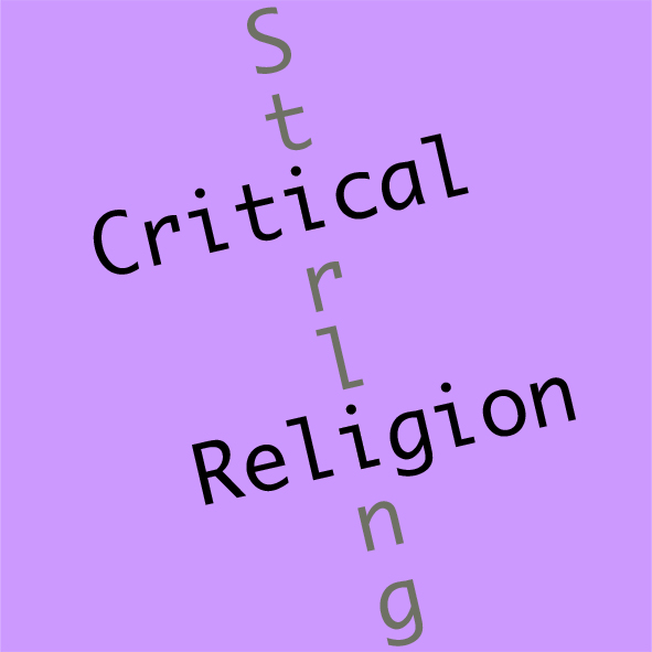 Critical Religion